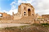 ancient city of jerash jordan