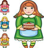 Girl Pie Birthday Set