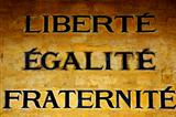 Liberty, Equality and Fraternity