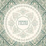 Vector Menu Template