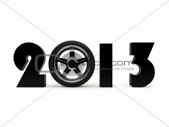 2013 and wheel