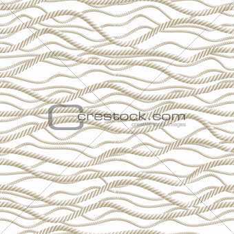 Ropes seamless pattern.