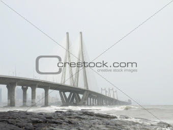 Bridge at Mumbai