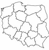 administration map of poland
