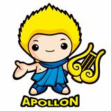 Apollo, the god of the sun