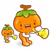 Promote Persimmon as Loudspeakers