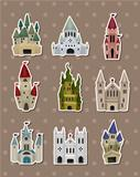 castle stickers