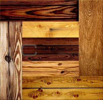 Seamless wooden texture