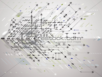 Abstract background – vector.