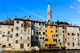 Medieval City of Rovinj and Saint Euphemia Cathedral, Croatia