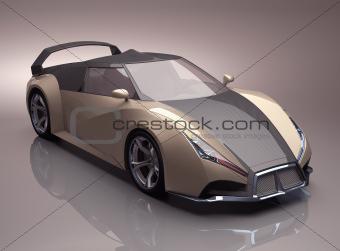 Concept Supercar