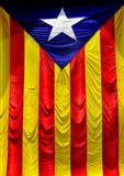 The Estelada, the Catalan independentist flag