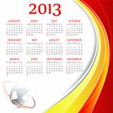 bright 2013calendar