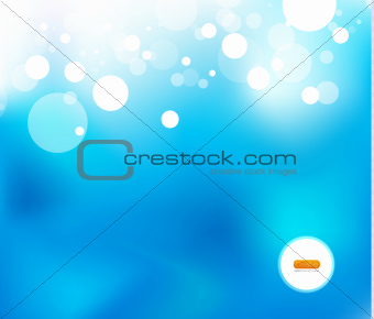 Abstract blue deep background