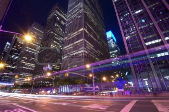 New York City's Modern Skyscrapers