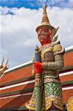Demon Guardian Wat Phra Kaew