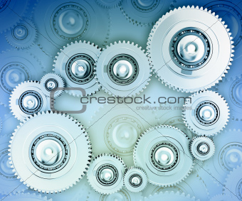 Pinion mechanism