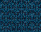 Vector illustration of vintage pattern