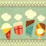 Ice cream retro price