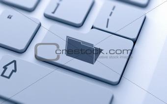 Folder sign button
