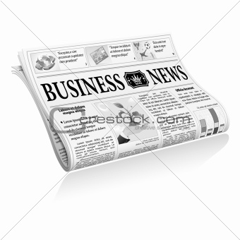 Newspaper Business News