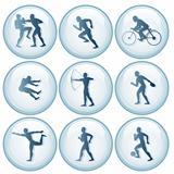 Olympic Sport Icons Set 1