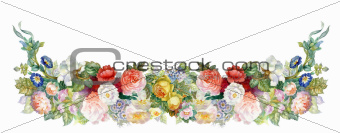 Roses Garland