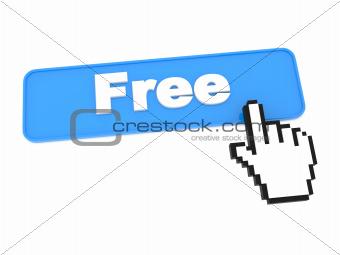 Free Button - Social Media