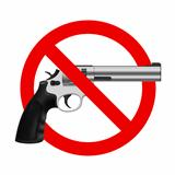 Symbol No gun