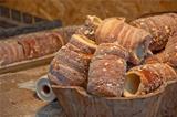 Trdelnik, czech cuisine