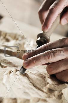 hands of a craftsman