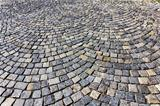 Stone paving texture. 