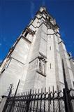 South side of Notre Dame, Paris, France