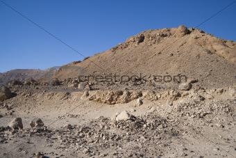 Mars Like Desert