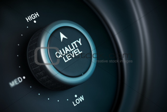 high level of quality management