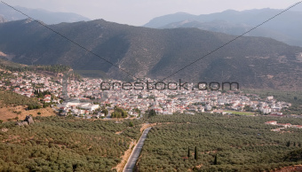 Amfissa City