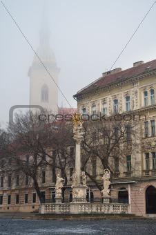 religious Bratislava