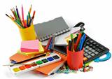 Color School Supplies