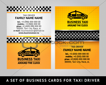 Business card - CAB