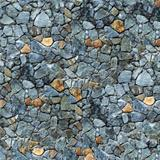 Seamless masonry wall closeup background - texture pattern for c