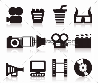 Cinema icons3