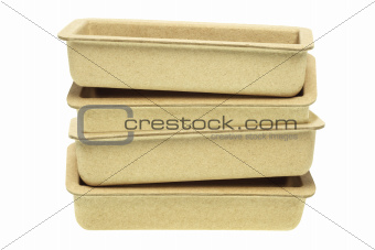 Recycled Paper Trays