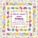 Cute square frames