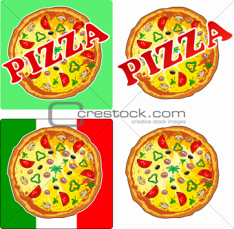 Italian pizza