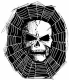 Angry Monster Skull