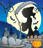 Grim reaper theme image 2
