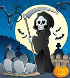 Grim reaper theme image 5