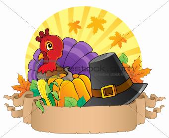 Thanksgiving theme parchment 3