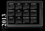 2013 electronic calendar