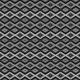 Geometric backround in grey tones